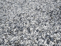 Gravels stone texture background Stock Image
