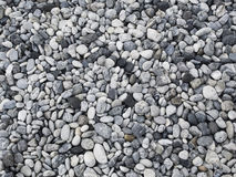 Gravels texture background Stock Photography
