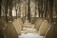 Graven Stock Foto