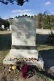 Graven av förskoningbrunt, Exeter, RI Royaltyfri Bild
