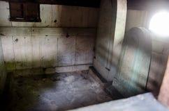 Graven binnen het graf in de Maldiven royalty-vrije stock fotografie
