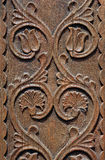 graven szekler transylvania för port Royaltyfri Foto