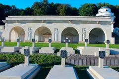 Graven van de Poolse strijders Royalty-vrije Stock Foto