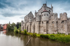 Gravensteen Royalty Free Stock Photography