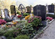 Graves Stock Photos