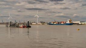 Gravesend, Кент, Англия, Великобритания Стоковые Фото