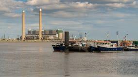 Gravesend, Engeland, het UK stock afbeeldingen