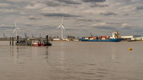 Gravesend, Kent, England, Großbritannien Stockfotos