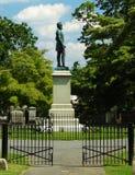 Gravesiten av Stonewall Jackson fotografering för bildbyråer