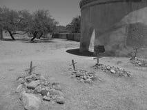 Gravesites Imagen de archivo