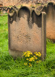 Gravestone Royalty Free Stock Photo