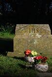 gravestone Imagenes de archivo