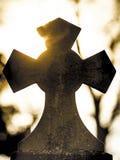 gravestone royalty-vrije stock foto