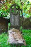 Gravestone Royalty Free Stock Images