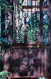 Gravestone in the Jewish cemetery Royalty Free Stock Images