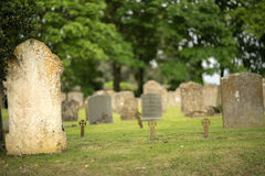 Gravestone Stock Photography