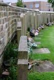 gravestones arkivbilder
