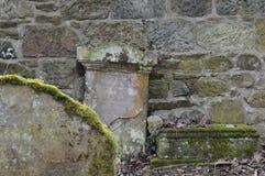 gravestones Стоковые Изображения