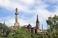 gravestones royaltyfria foton