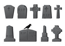 Free Gravestones Stock Photography - 9485702