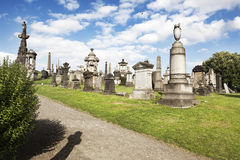 Gravestones Royalty Free Stock Photography