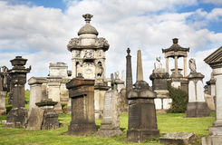 Gravestones Royalty Free Stock Photo