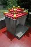 Graveyad de Chineese Fotos de archivo libres de regalías
