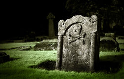 Graveyard Stock Photos