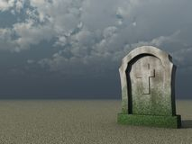 Graveyard Stock Photography
