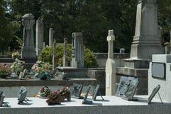 Graveyard Royalty Free Stock Photos