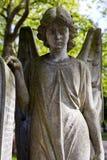 Graveyard Angel Royalty Free Stock Photos