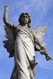 Graveyard Angel Royalty Free Stock Image