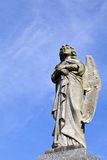 Graveyard Angel Stock Image
