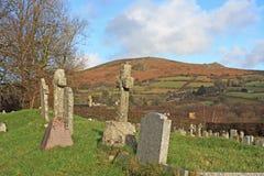 Graveyard on Dartmoor Royalty Free Stock Photos