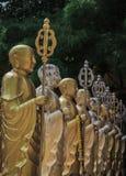 Graveyard of the dead, Thailand. Graveyard at Mahapanya Vidayalai College of Songklha Province, Thailand Royalty Free Stock Photography