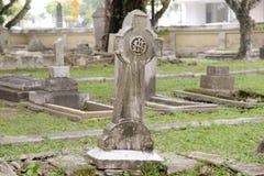 A graveyard Stock Photos