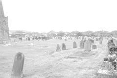 Graveyard Stock Photography