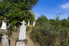 Graveyard Stock Images