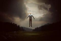 gravidade Foto de Stock