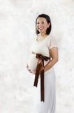 Gravidez e maternidade Imagens de Stock
