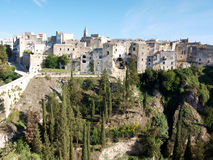 Gravina Di Puglia Royalty Free Stock Images