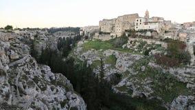 Gravina en Puglia Foto de archivo