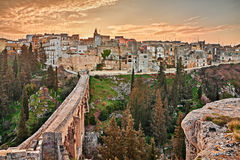 Gravina en Puglia, Bari, Italia Fotografía de archivo
