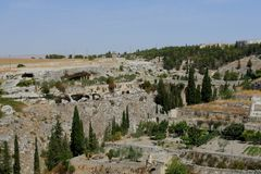 Gravina, Puglia, Italy Royalty Free Stock Photos