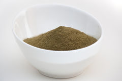 Graviola Sour sop Grounded Powder Stock Images