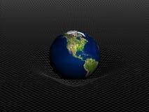 Gravitación universal Imágenes de archivo libres de regalías
