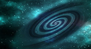 Gravitational Waves Stock Image