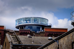 Gravity bar at Guinness Brewery Dublin Royalty Free Stock Image
