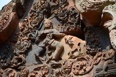Gravure van mandapa Royalty-vrije Stock Foto's