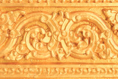Gravures van Thais Art. Royalty-vrije Stock Fotografie